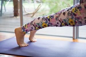 yoga legs